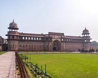 インド アグラ城 ジャハーンギール殿
