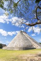 メキシコ ユカタン ウシュマル遺跡