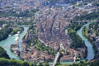 スイス ベルン旧市街俯瞰