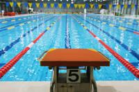 水泳 飛び込み台