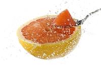 美味しそうなグレープフルーツ