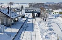 北海道 美瑛町 JR富良野線