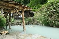 秋田県の秘湯 乳頭温泉郷鶴の湯温泉