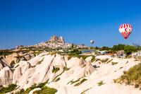 トルコ カッパドキア ギョレメの奇岩群