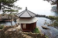 六角堂 岡倉天心が思索のために建てた 2013.07.10 茨城県 北...
