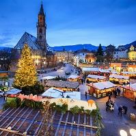 イタリア クリスマスマーケット