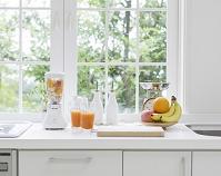 窓辺のキッチンイメージ