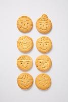顔型クッキー