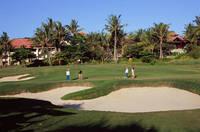 ニルワーナ・バリ・ゴルフクラブ 6番ホール、501ヤード、パー4