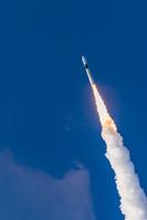 鹿児島県 打ち上げられるHⅡAロケット