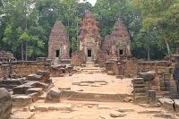 カンボジア ロリュオス遺跡群