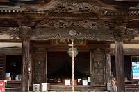 鳥取県 摩尼寺 本堂