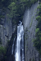 銀河の滝 上川町 北海道
