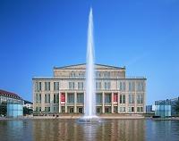 ドイツ ライプツィヒ オペラハウス