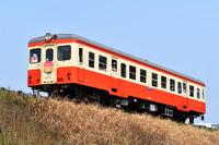 岡山県 水島臨海鉄道 キハ205形普通気動車(さよなら特別運行)