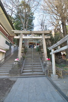 東京都 王子稲荷神社 初詣