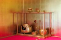 大阪府 豊臣秀吉黄金の茶室(模造)