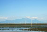 有明海の長浜海岸