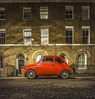 イタリア イングランド ロンドン 車