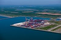 北海道 苫小牧市 苫小牧東港国際コンテナターミナル