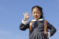 入学の一年生