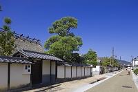 兵庫県 篠山市 武家屋敷通り