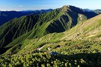 静岡県 赤石岳
