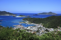 沖縄のイメージ 座間味島