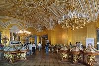 ロシア エルミタージュ美術館 黄金の客間