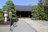 京都府 広隆寺 講堂