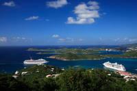 アメリカ領ヴァージン諸島 セント・トーマス パラダイス・ポイ...