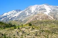 オフロード アメリカ セント・ヘレンズ山