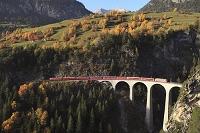 スイス ランドヴァッサー橋