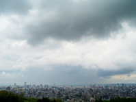 <全国6都市の天気の変化> 札幌 正午の天気 6月15日 D