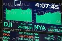NY株、約8カ月ぶりに最高値更新