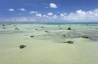沖縄県 伊良部島 佐和田の浜