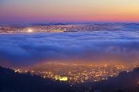 アメリカ合衆国 サンフランシスコ 夜景