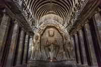 インド エローラ エローラ石窟寺院群