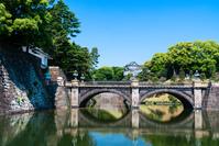 東京都 皇居 二重橋