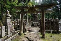 和歌山県 高野山 伊達政宗の墓