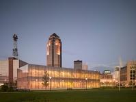 アメリカ合衆国 デモイン公立図書館