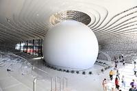 中国 天津浜海図書館