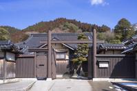 鳥取県 石谷家住宅