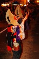 秋田県 羽後町 西馬音内盆踊り