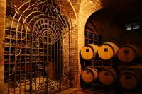 ドイツ ハーグナウぶどう栽培組合のワインセラー