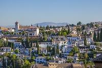 スペイン グラナダ アルバイシン地区