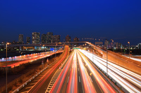 東京都 首都高速湾岸線