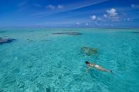 タヒチ ランギロア島