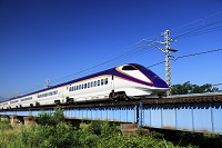 山形県 山形新幹線つばさ 電車