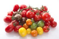 ミニトマト集合